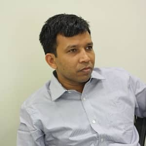 Madhukar Sinha