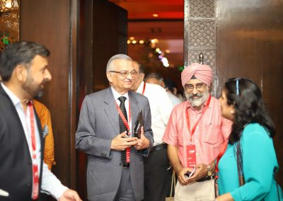 Anil Kakodkar and Paula Mariwala at Massive Earth Summit
